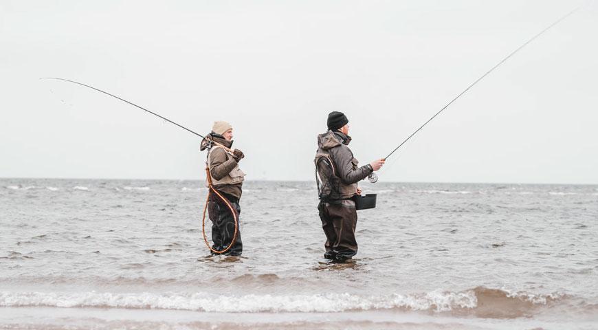 Kuinka liityt kalastusseuran jäseneksi?